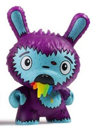 "Dunny ""DTA"" Designer Toy Awards - Lovesick - superchan.de"