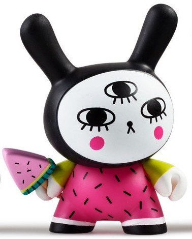 "Dunny ""DTA"" Designer Toy Awards - Melo - superchan.de"