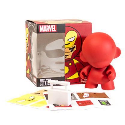 Mini Munny - Iron Man DIY - superchan.de