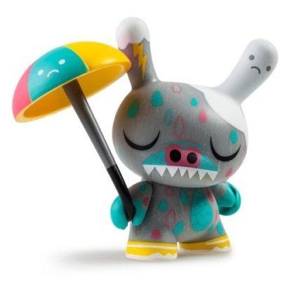 "Dunny ""DTA"" Designer Toy Awards - Tyrainysaurus Rex - superchan.de"