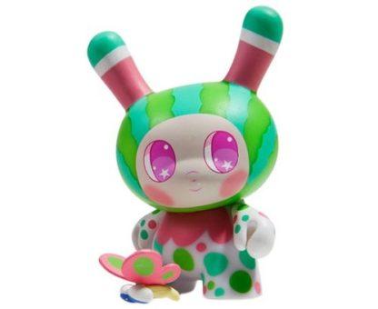 "Dunny ""DTA"" Designer Toy Awards - Watermelon - superchan.de"