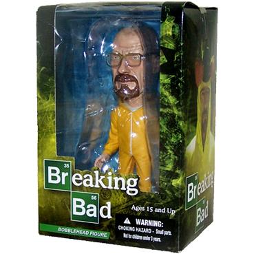 Breaking Bad - Walter White Hazmat Suit (Booble Head) - superchan.de