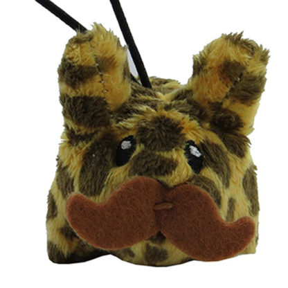KR x Kozik: Cute & Crazy - Mini Plush Labbits (leopard)