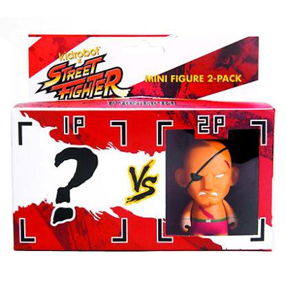 Street Fighter 2-pack - Sagat vs. ?? - superchan.de