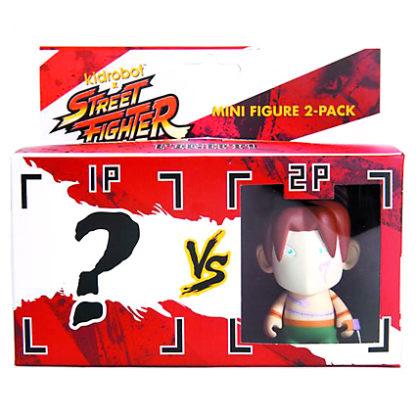 Street Fighter 2-pack - Vega vs. ?? - superchan.de