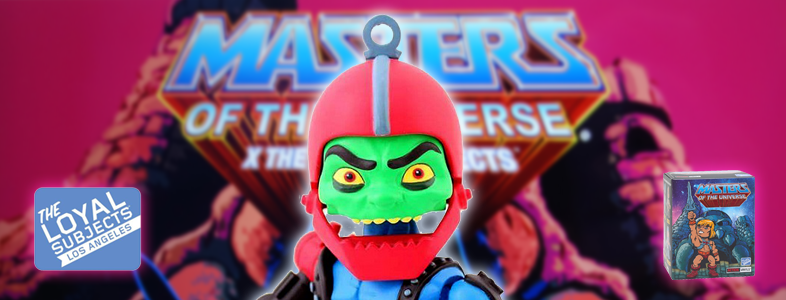 The Loyal Subjects - Masters of the Universe MOTU