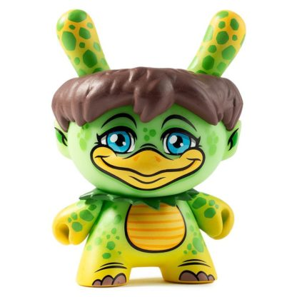 Dunny City Cryptid - Kappa (friendly) - superchan.de