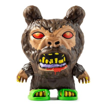 Dunny City Cryptid - Sasquatch - superchan.de