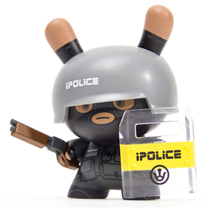 Dunny Evolved - Huck Gee #2 - superchan.de