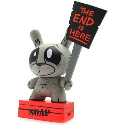 Dunny Apocalypse - Joe Ledbetter (End is here) CHASE - superchan.de