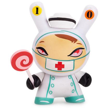 Dunny The 13 - Nurse Crackle - superchan.de