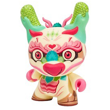 Dunny Evolved - Scott Tolleson #3 CHASE - superchan.de