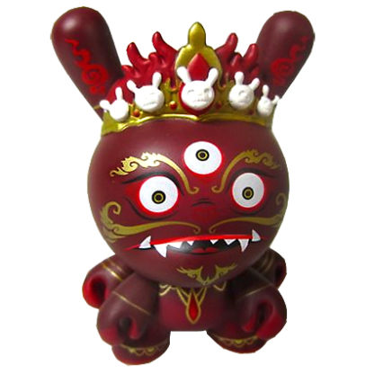 Dunny 2012 - Andrew Bell (rot) CHASE - superchan.de
