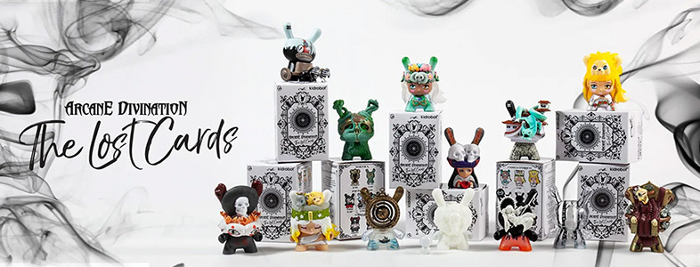 Dunny Arcane Divination Series 2