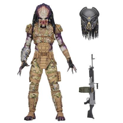 NECA: Predator - Ultimate Emissary #1 Action Figur - superchan.de