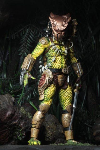 NECA: Predator - Ultimate Elder: The Golden Angel Action Figur - superchan.de