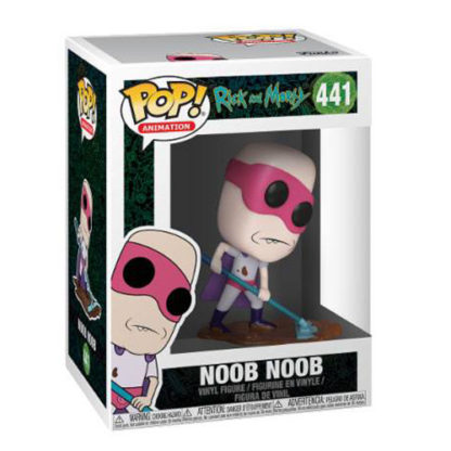 POP! TV: Rick & Morty - Noob Noob (#441) - superchan.de