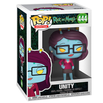 POP! TV: Rick & Morty - Unity (#444) - superchan.de
