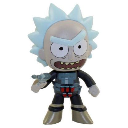 Funko Mystery Minis: Rick & Morty - Prison Break Rick - superchan.de