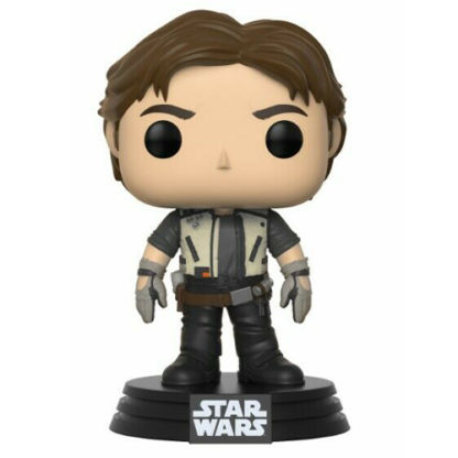 POP! Movies: Star Wars - Han Solo excl. Ed. (#255) Bobble-Head - superchan.de