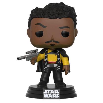 POP! Movies: Star Wars - Lando Calrissian (#240) Bobble-Head - superchan.de