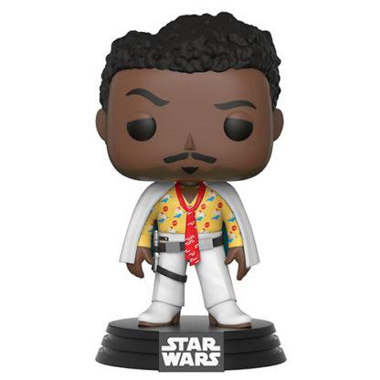POP! Movies: Star Wars - Lando Calrissian excl. Ed. (#251) Bobble-Head - superchan.de