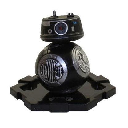 Funko Mystery Minis - Star Wars: Ep. VIII - BB-9E (Bobble-Heads) - superchan.de