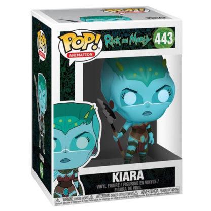 POP! TV: Rick & Morty - Kiara (#443) - superchan.de