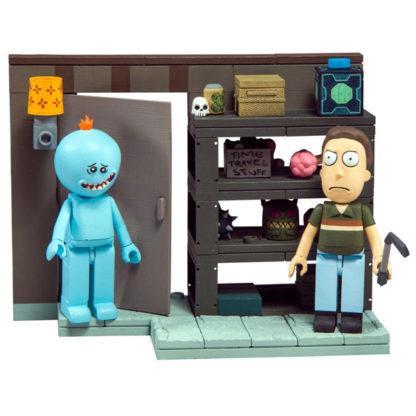 Rick & Morty - Smith Family Garage (Bausatz) - superchan.de