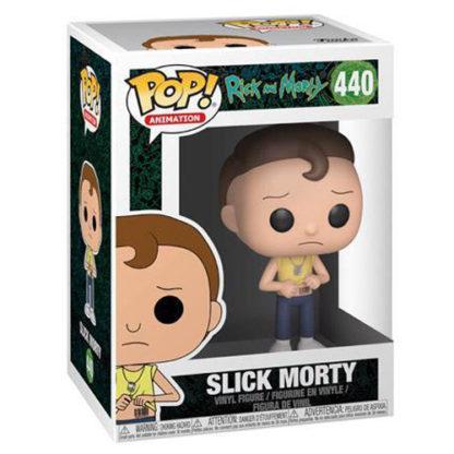 POP! TV: Rick & Morty - Slick Morty (#440) - superchan.de