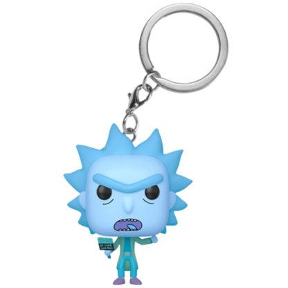 Pocket POP! TV: Rick & Morty - Hologram Rick Clone (Keychain) - superchan.de