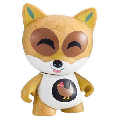 KR x Amanda Visell: Ferals - Fox in the Hen House - superchan.de