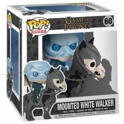 POP! Rides: Game of Thrones - Mounted White Walker (#60) - superchan.de
