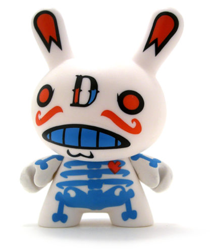 Dunny French - Oktus the Woodboy - superchan.de