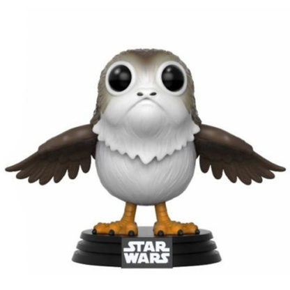 POP! Movies: Star Wars - Porg (#198) Bobble-Head - superchan.de