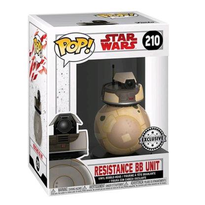 POP! Movies: Star Wars - Resistance BB Unit excl. (#210) Bobble-Head - superchan.de