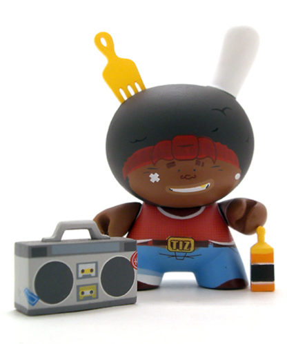 Dunny French - Tizieu Afro - superchan.de