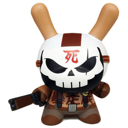 Dunny Post-Apocalypse - Violent Running ULTRACHASE - superchan.de
