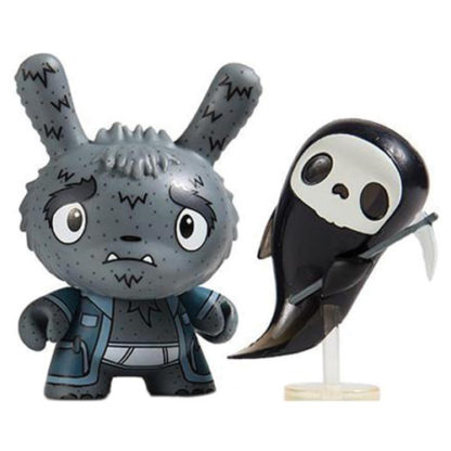 Dunny Scared Silly - Grim Reaper Grampy - superchan.de