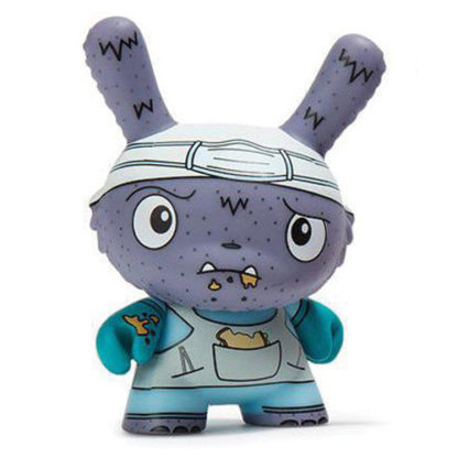 Dunny Scared Silly - Lunch Hour - superchan.de