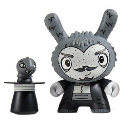 Dunny Scared Silly - The Amazing Alumit - superchan.de