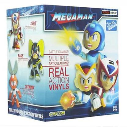 The Loyal Subjects: Mega Man Series (Blind Box) - superchan.de
