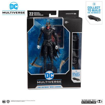 McFarlane Toys x DC Comics: Metal Build A - The Batman Who Laughs Actionfigur - superchan.de