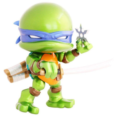 The Loyal Subjects x Nickelodeon: TMNT - Leonardo (Metallic) - superchan.de
