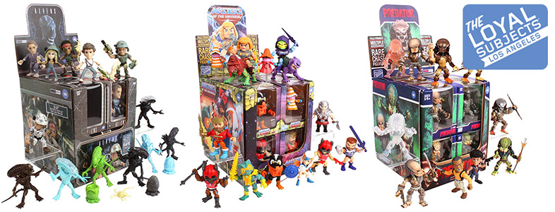 Action Vinyls by The Loyal Subjects