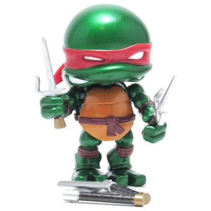The Loyal Subjects x Nickelodeon: TMNT - Raphael (Metallic) - superchan.de