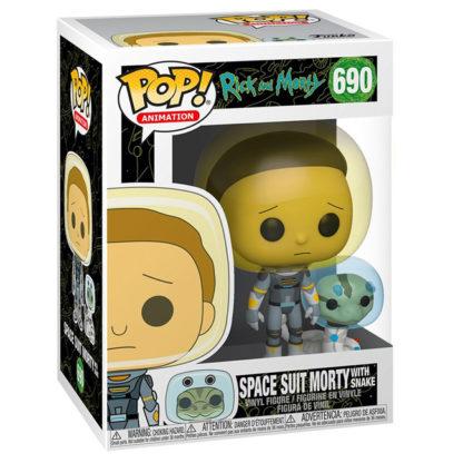 POP! TV: Rick & Morty - Space Suit Morty (#690) - superchan.de