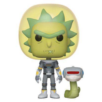 POP! TV: Rick & Morty - Space Suit Rick (#689) - superchan.de