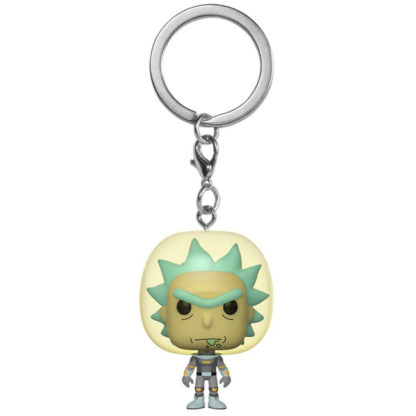 Pocket POP! TV: Rick & Morty - Space Suit Rick (Keychain) - superchan.de