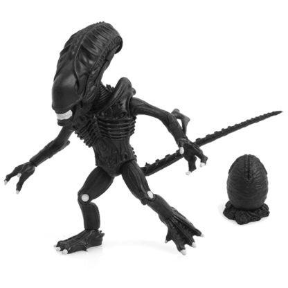 The Loyal Subjects: Aliens - Xenomorph (Matte Black) Egg Closed - superchan.de
